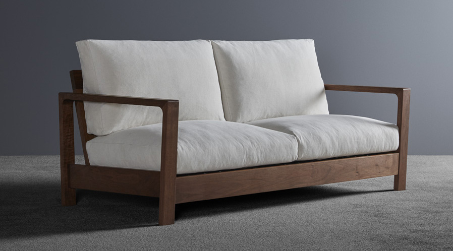 sofa wood frame PACIFIC